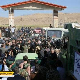 پس از انتقاد رشیدپور از عدم پخش فیلم یا تصویر حضور ریاست جمهوری در بین مردم کرمانشاه