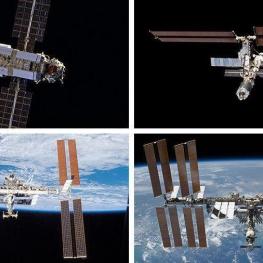 ایستگاه فضایی بینالمللی ۷۰۰۲ روز است که در مدار زمین قرار گرفته