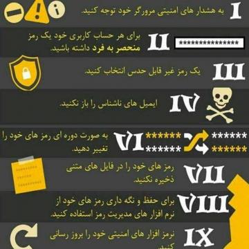 چند نکته در مورد امنیت سایبری که می بایست جدی گرفته شود