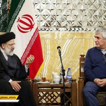 ملاقات رئیسی و حاتمیکیا، امروز در مشهد