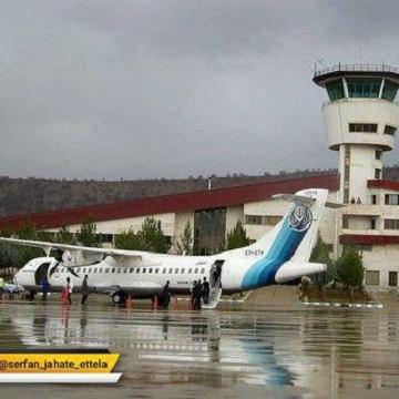 فرودگاه یاسوج قابلیت نصب رادار را ندارد