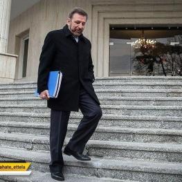 محمود واعظی: اطلاعات و همچنین ناجا و بسیج در خیابان پاسداران با مدارا برخورد کردهاند