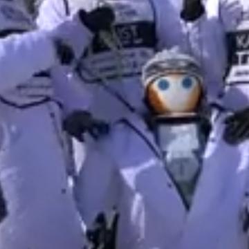 المپیک زمستانی ۲۰۱۸ کره جنوبی به عرصه ای برای رقابت ربات های ورزشکار کره ای بدل شده است.