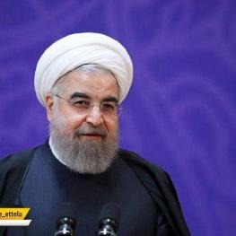 روحانی : مردم بین اعتراض و اغتشاش دیوار کشیدند