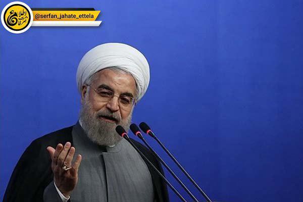 روحانی: بانکها دست از دلال بازی و بنگاهداری بردارند!