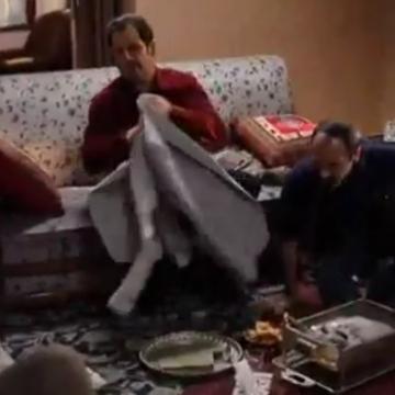 نمایش آلات استعمال مواد مخدر از جمله منقل و وافور و چپق در سریال تلویزیونی