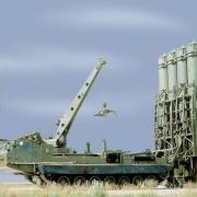 ویدئویی از نحوه عملکرد سامانه دفاع موشکی اس-۳۰۰ روسیه در رزمایشی در سیبری