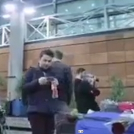 غافلگیری مسافران ایرانی در فرودگاه بینالمللی امام خمینی هنگام تحویل سال