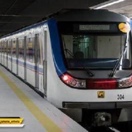 مدیرعامل متروی تهران:  سرفاصله خطوط یک، دو و چهار به ۳ دقیقه خواهد رسید.
