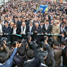 تصویر روز: فستیوال خرید نوروزی برای گردشگران ایرانی در وان ترکیه