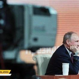 کانال یک تلویزیون روسیه،نتیجه شمارش آرا را تا این لحظه: