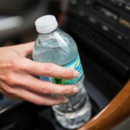 """در مسافرت هرگز آب گرم """"بطری پلاستیکی""""مانده در ماشین را مصرف نکنید"""