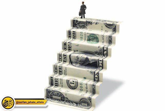دلار از ۵۴۰۰ تومان گذشت