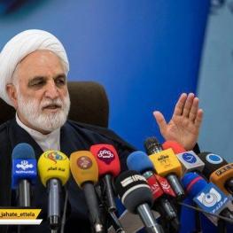 نشت خبری محسن اژه ای با خبرنگاران
