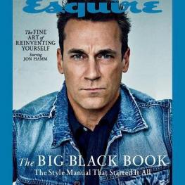 جدیدترین شماره از مجله مشهور Esquire