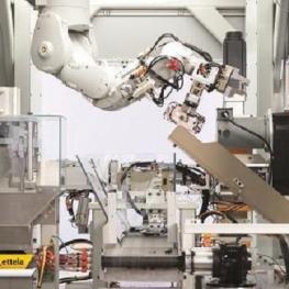 ربات جدید شرکت اپل موسوم به «Dasiy»
