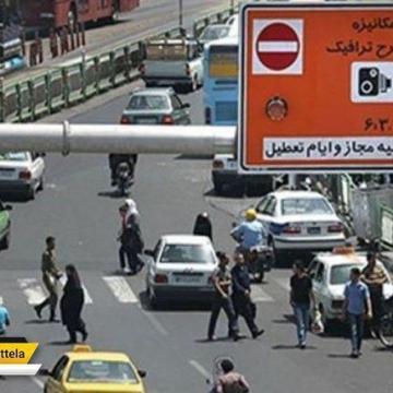 افزایش ساعت اجرای طرح ترافیک در تهران/جزئیات اجرای ارشادی طرح جدید