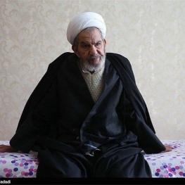حجه الاسلام غلامرضا حسنی درگذشت.