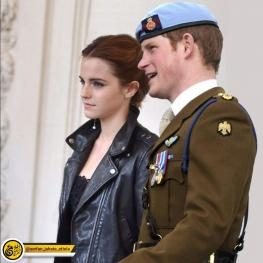 اگه اما واتسون به شاهزاده هری جواب رد نمی داد الان عروس ملکه الیزابت بود!