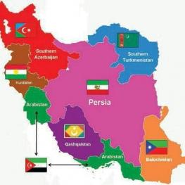 طرح بالکانیزه شدن ایران که از سوی برنارد لوئیس (مستشرق آمریکایی) ارائه شده بود