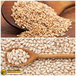 آهن موجود در دانه کنجد و کدو تنبل ۴ برابر جگر است