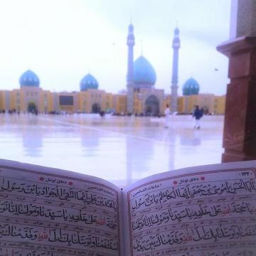 ماه رمضان آمد و دلدار نیامد