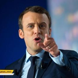 امانوئل مکرون: شرکتهای فرانسوی خودشان باید درباره ایران تصمیم بگیرند