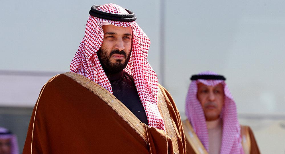 فیلمی از دیدار محمد بن سلمان ولیعهد و وزیر دفاع عربستان سعودی با عمویش