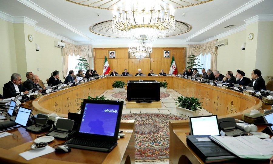 هیئت دولت با تغییر ساعات کار ادارات و دستگاه های اجرایی موافقت کرد