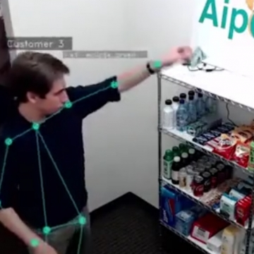 دوربینهای کنترل خرید در فروشگاه