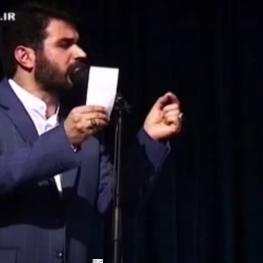 صفحه رسمی اینستاگرام سردار سلیمانی واکنش ویژهی ایشان به شعر میثم مطیعی در عید فطر را منتشر کرد