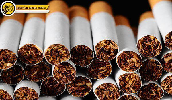میزان مصرف سیگار بر اساس آخرین آمار ۵۵ میلیارد نخ است.