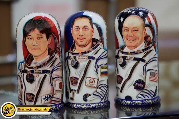 توپ افتتاحیه جام جهانی روسیه از ایستگاه فضایی بینالمللی به زمین آمد.