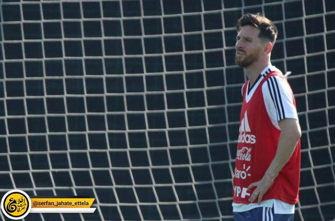 رئیس فدراسیون فوتبال فلسطین:درصورت حضور او دربازی دوستانه مقابل اسرائیل تصاویر و پیراهنهای ورزشی لیونل مس راآتش بزنند