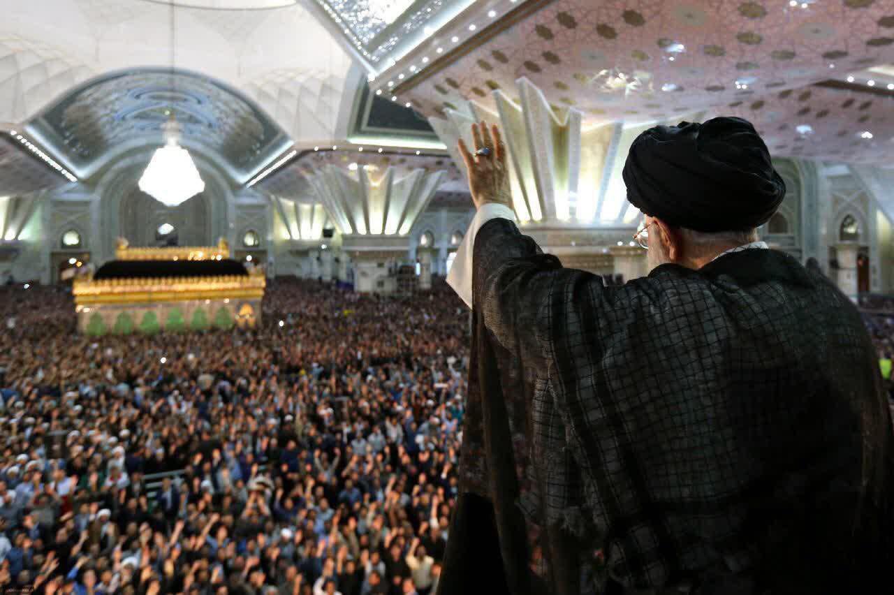 مراسم بیستونهمین سالگرد ارتحال بنیانگذار جمهوری اسلامی ایران، امروز ساعت ۱۷:۳۰ در حرم مطهر حضرت امام خمینی(ره)