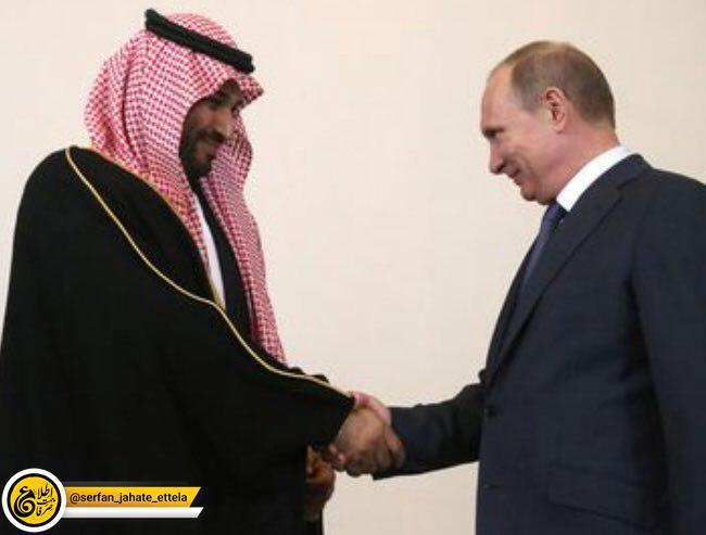 ولادیمیر پوتین امروزهمزمان با بازی افتتاحیه جام جهانی بین تیمهای روسیه و عربستان با محمد بن سلمان دیدار میکند