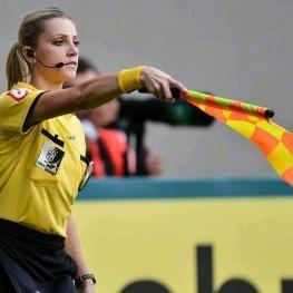 اولین خانم کمک داور تاریخ جام جهانی/  فرناندو کلومبو برزیلی