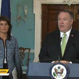 تصمیم دولت دونالد ترامپ برای خروج از شورای حقوق بشر سازمان ملل