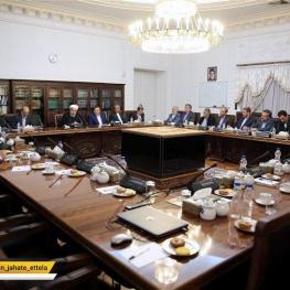 روحانی در نشستی با مدیران ارشد رسانه ملی:
