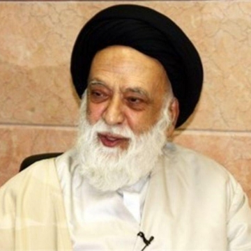 حجت الاسلام  سید علی اكبر حسینی استاد اخلاق دیدار حق را لبیك گفت