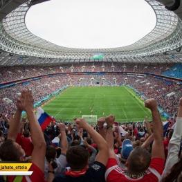 هیچ یک از ۲۶ بازی ابتدایی جام جهانی روسیه با تساوی ۰_۰ خاتمه نیافت