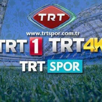 از امروز برخی از بازهای بجای TRT1 از کانال TRT Spor پخش خواهد شد