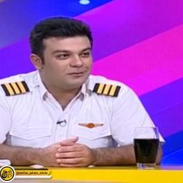 کاپیتان «امین امیرصادقی» بازداشت شد