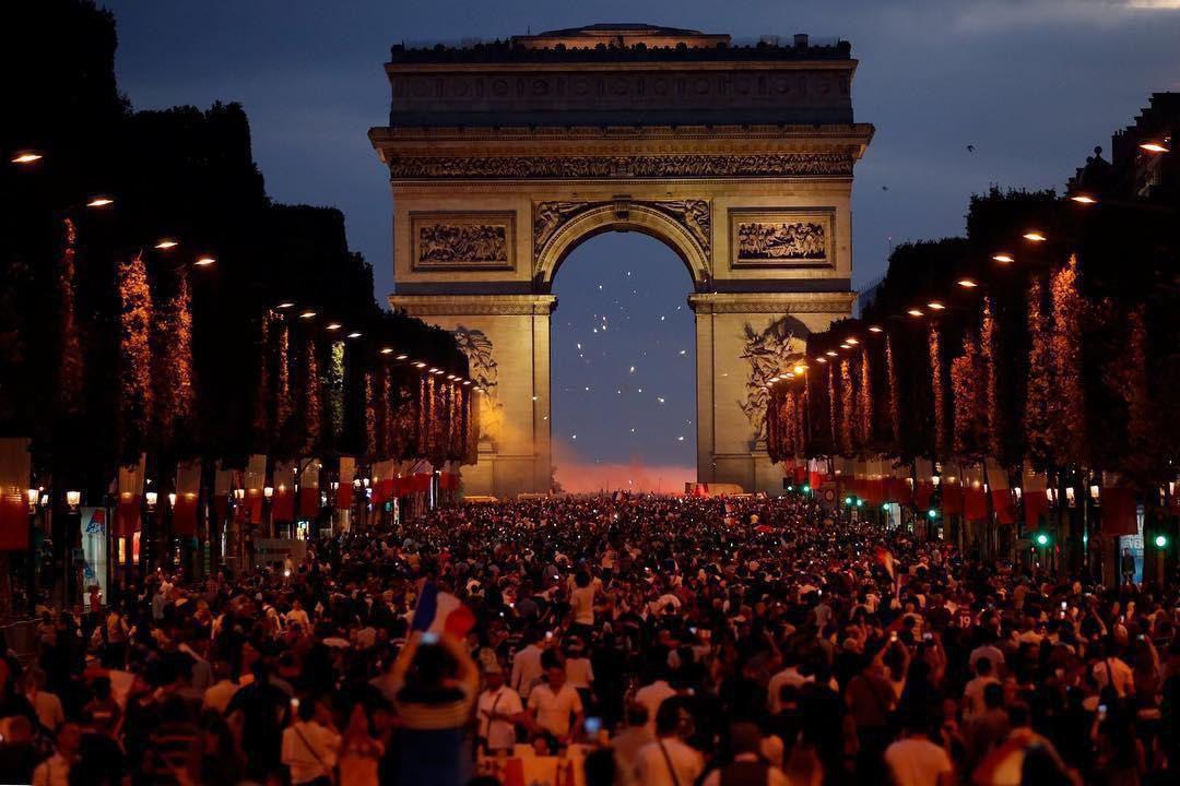 قهرمانی فرانسه در جام جهانی رشد اقتصادی این کشور را افزایش میدهد