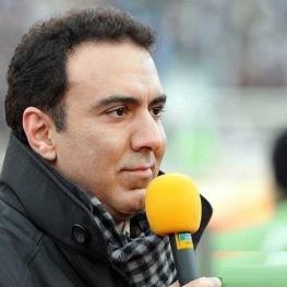 مزدک میرزایی گزارشگر فینال جام جهانی شد