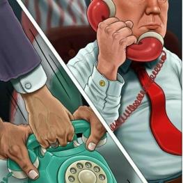 ربیس دفتر روحانی: سال گذشته در سفر به نیویورک ترامپ هشتبار تماس گرفت، پاسخش را ندادیم.