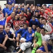بازیکنان تیم ملی کرواسی پاداش ۲۱ میلیون پوندی خود رابه بیبضاعت کشورشان اهدا کردند