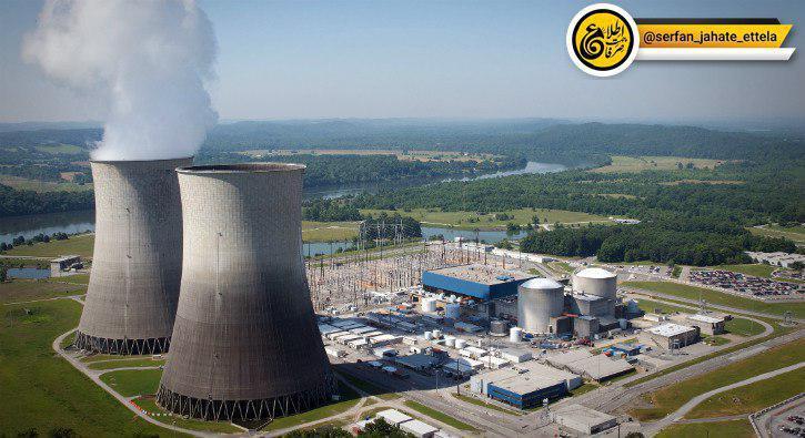 تعطیلی نیروگاههای اتمی فرانسه به دلیل گرمای هوا