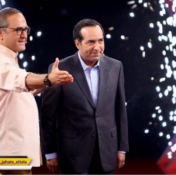 دكتر حسين انتظامى امشب مهمان خندوانه رامبد جوان خواهد بود