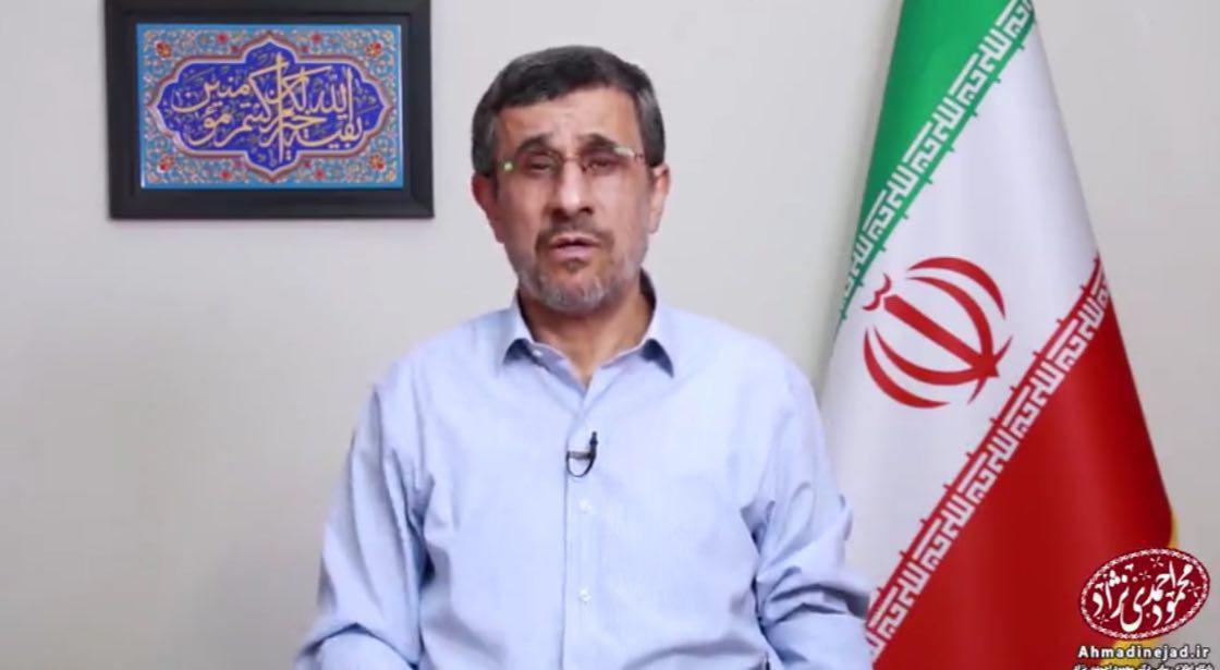 محمود احمدی نژادخواستار کنارهگیری روحانی از ریاست جمهوری شد